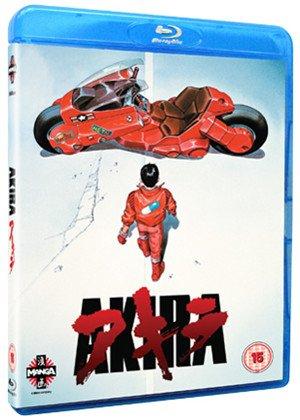 Akira Blu Ray - £3.99 @ BASE