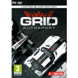 GRID: Autosport PC - Limited Black Edition (Steam Key) £16.05 @ cdkeys.com with Facebook Code