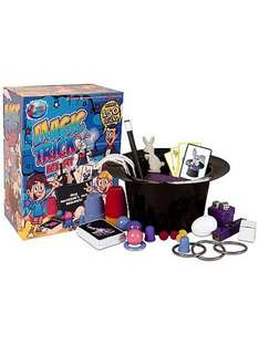 magic hat set 150 magic tricks £5 @ houseoffraser