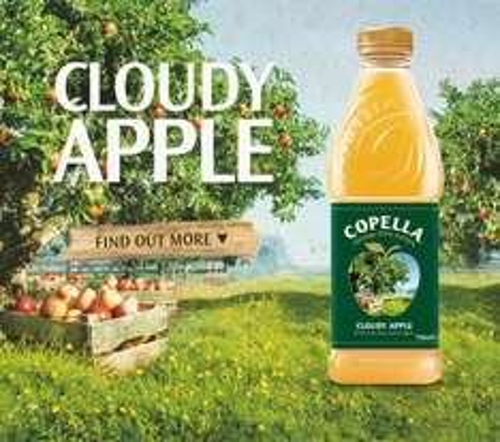 Copella Cloudy Apple Juice (750ml) - 99p @ Morrisons / £1 @ Asda = 49p/50p Via The Shopitize Cashback App...