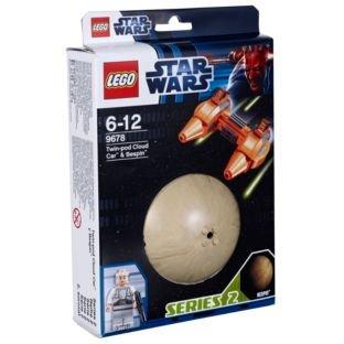 Argos LEGO® Star Wars Twin-Pod Cloud Car and Bespin - 9678 - £1.99