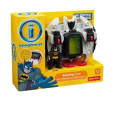 Fisher price imaginext batwing iphone case. Was £19.99 now £1.99 in Argos