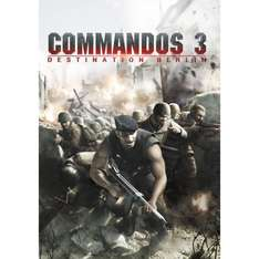 Commandos 3: Destination Berlin PC Download £0.59 @ Amazon