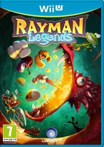 Wii U Rayman Legends & Sonic All Star Racing for £25 @ zavvi