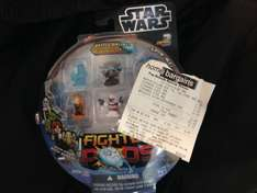Star Wars Fighter Pods 4 Pack Series 2 £1.00 @ Home bargains