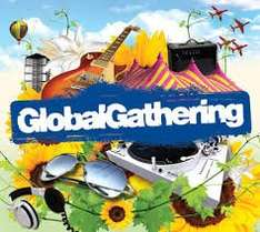 Global Gathering festival tickets £100 @ Seatwave
