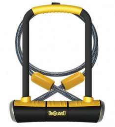 Onguard Pitbull LS U-Lock - Gold Sold Secure Rating - £22.98 tredz