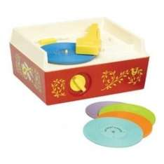 Retro Fisher Price Childrens Classics Record Player £23.99 Delivered @ 365 Games