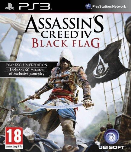 Assassin's Creed IV: Black £15.51 @ Amazon UK
