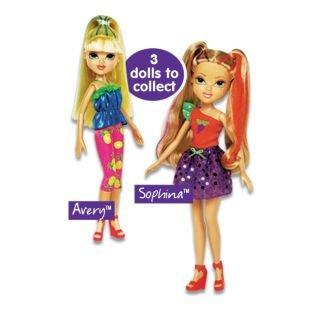 Moxie girls dolls £1.99 bargain at argos was £9.99