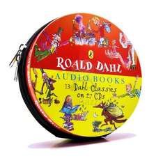 The Roald Dahl Audio CD Collection - Gift Set of 27 CDs (10 Classic Titles) - £27.99 Bargain Boxsets Worldwide / Fulfilled by AMAZON £27.99