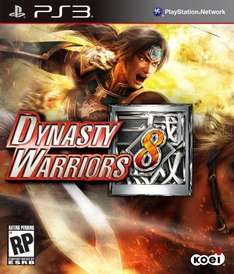 Dynasty Warriors 8 PS3 @ GAME For £15.99