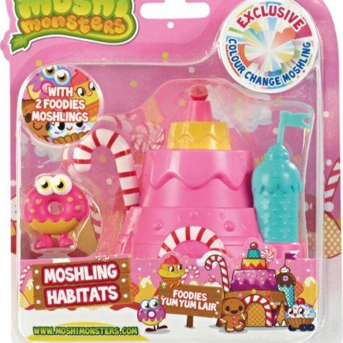 Moshi Monsters Moshling Habitats Playset Assortment @ Argos - £1.99