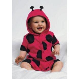 Ladybird Unisex baby Romper (0-9mths)  ARGOS now £3.49