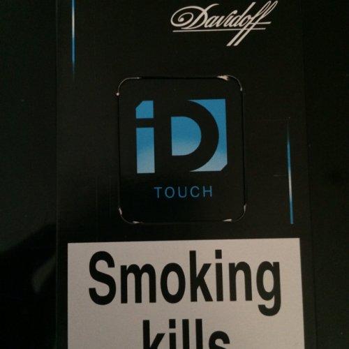 20 Davidoff Touch cigarettes - £5 @ Asda