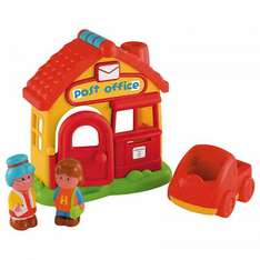 Early Learning Centre HappyLand Post Office SetWas £11.99Now £6.00 @ John Lewis free C&C
