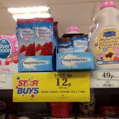 Weight watchers jelly 12p @ Home Bargains