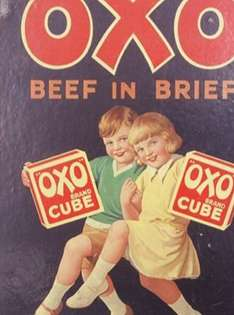 OXO Cubes - 18 Cubes pack - Only 89p @ Homebargains