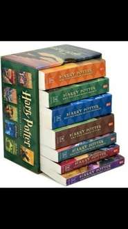 The Complete Harry Potter Collection £18.61 on Google Play eBooks