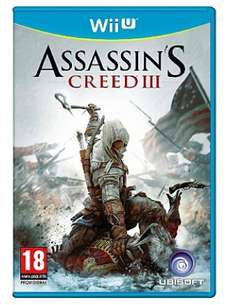 Assassin's Creed 3 - for Nintendo Wii U is down to £7.00 at Asda Direct