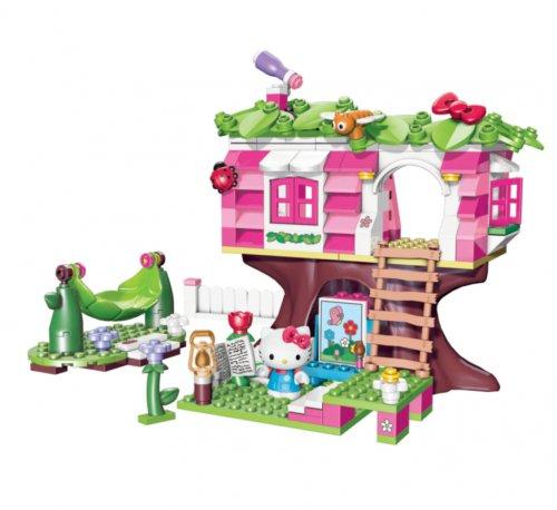 Megabloks Hello Kitty Treehouse for £15.97 @ Asda Direct