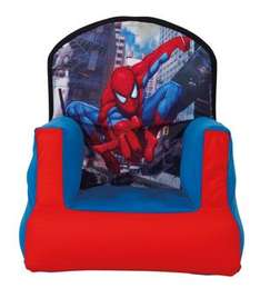 Free Spiderman Cosy Chair with orders £30 or more @ Big Red Warehouse