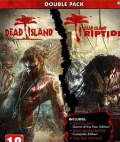 Dead Island Double Pack (360/PS3) ONLY £15.00 at Tesco Direct!