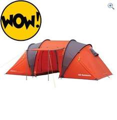 FREE 3 pole Windbreak with GO Outdoors Havana 4 Person Tent £64.99 + free standard delivery gooutdoors.co.uk