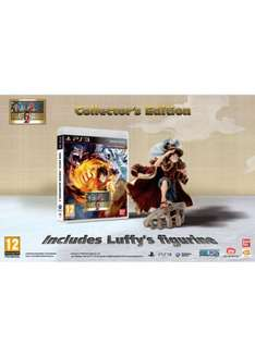 One Piece Pirate Warriors 2 Collector's Edition (PS3) only £28.99 @ base.com