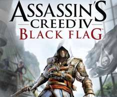 Assassins Creed Black Flag: Xbox One, Xbox One Special Edition, PS4 £32 online @ Game