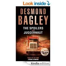 The Spoilers/Juggernaut, by Desmond Bagley, free on Kindle