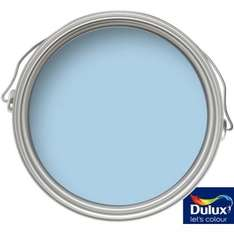Dulux Paint - Buy One get One Half Price and 15% off £12.75 at Homebase