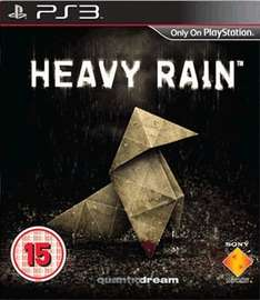 (PS3) Heavy Rain - £5.00 Preowned - Game