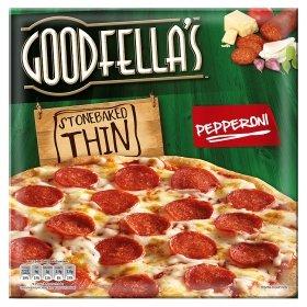 Goodfellas thin and crispy pizza only £1 @ Asda