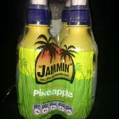 Pineapple drink x4 only 39p @ Tesco