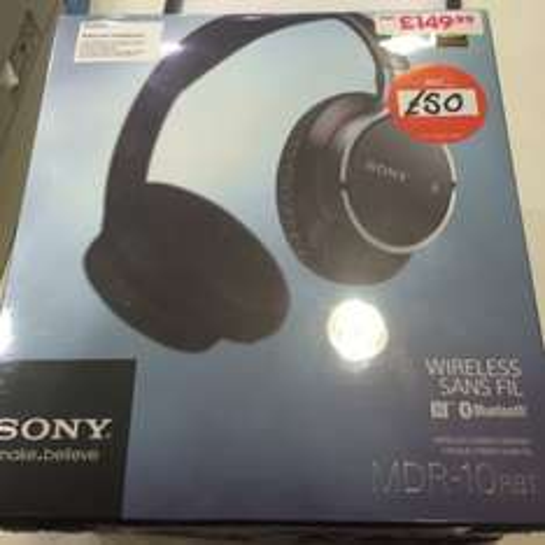 Sony MDR-10rBT Wireless Headphones £50 @ HMV