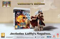 One Piece Pirate Warriors 2 PS3 Collector's Edition £29.99 from Amazon and Game