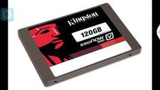 Kingston 120GB V300 SSD  delivered £46 Sold by ValueNTrust Fulfilled by Amazon