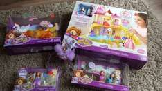 sofia the 1st  from £2.99 at disney store