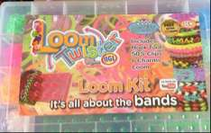 Loom box including 2000 bands £10 @ HobbyCraft