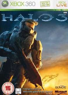 Halo 3 (Xbox 360) (Preowned) £1 Delivered @ GAME