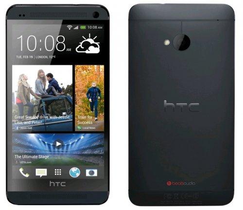 HTC One (M7) SIM Free (Black) £324.99 @ Expansys (£5.42 Quidco)