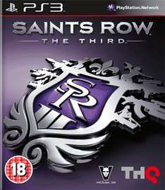 Saints Row the Third (PS3/360) (Preowned) £3 Delivered @ GAME