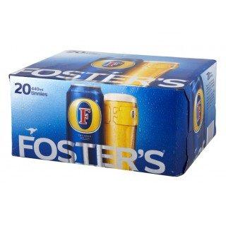 Fosters 20x440ml £11 @ Sainsburys