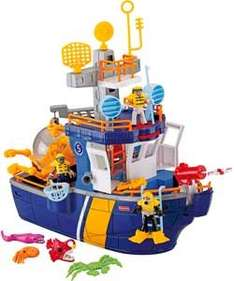 Imaginext ocean boat £20.62 @ Argos. Usually retails at £54.99
