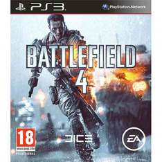 Battlefield 4, Beyond Two souls, Need For Speed Rivals and Assassins Creed 4 Black Flag for PS3 £10 each (Click and Collect) @ John Lewis