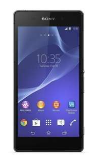 Sony Xperia Z2 UK Sim Free Smartphone - Black £482.99 @ Amazon