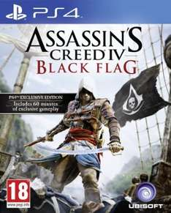 Assassins Creed IV: Black Flag PS4 £32 on Amazon too.
