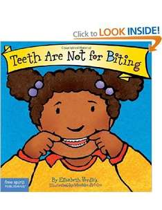 Teeth are Not for Biting (Best Behavior)  [Board book] £4.69 @ Amazon  (free delivery £10 spend/prime/Amazon locker)