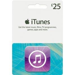 £25 Itune voucher £19.49 CDkeys using 5% FB discount code